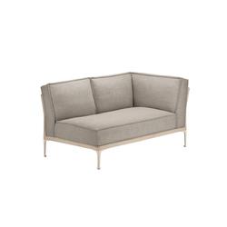 Rayn Modulo izquierdo | Sofás de jardín | DEDON
