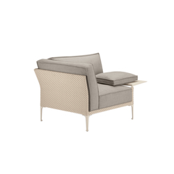 Rayn Lounge chair | Garden armchairs | DEDON