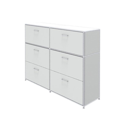 Bosse Highboard 3 FH | Caissons | Bosse Design