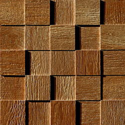 Docks 3D Naturale Mosaico | Mosaici | Fap Ceramiche