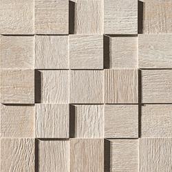 Docks 3D Neutro Mosaico | Mosaike | Fap Ceramiche