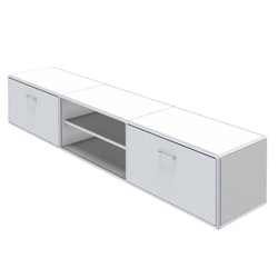 Bosse Wall-mounted Sideboard 1 FH | Credenze | Bosse Design