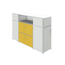 Bosse Room Divider 2 FH + 25.2 cm | Aparadores / cómodas | Bosse Design