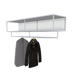 Bosse Wall-mounted Wardrobe | Wall mounted coat racks | Bosse Design