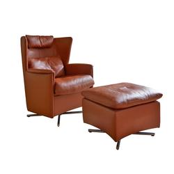 SD 23 Armchair & Footstool | Armchairs | Schulte Design