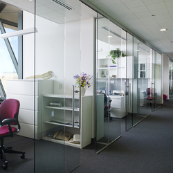 Rollglass | Partitions | Klein Europe
