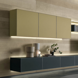 Self | Wall storage systems | Rimadesio
