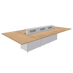 Bosse Frameworktable | Multimedia conference tables | Bosse Design