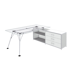 Bosse Nucleon Workstation | Scrivanie individuali | Bosse Design