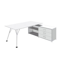 Bosse Nucleon Workstation | Individual desks | Bosse Design