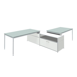 Bosse S-Desk Workstation | Escritorios individuales | Bosse Design
