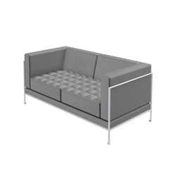 Bosse Two-Seater Sofa | Divani lounge | Bosse Design