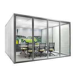Office systems | Sistemi divisori modulari
