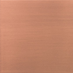 Satin Copper | Metal sheets / panels | De Castelli