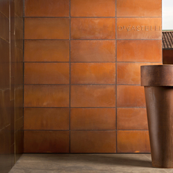 Regolare | Lastre in metallo | De Castelli