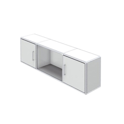 Bosse Wall-mounted Sideboard 1 FH | Caissons | Bosse Design