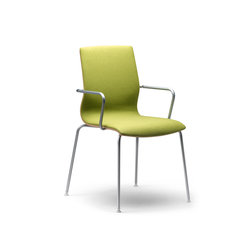 Curvae | Visitors chairs / Side chairs | Forma 5