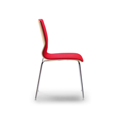 Curvae | Chaises polyvalentes | Forma 5