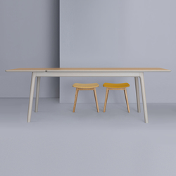 E8 Longue Table | Mesas comedor | Zeitraum