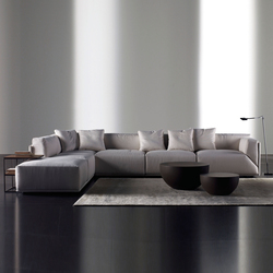 Bacon Sofa | Modular seating systems | Meridiani