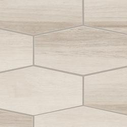 Treverkchic Noce Tinto Mosaico | Mosaici ceramica | Marazzi Group