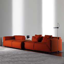 Bacon Deep Sofa | Lounge sofas | Meridiani