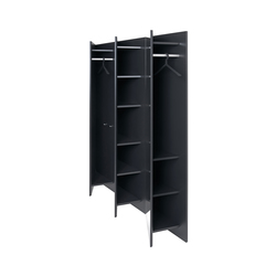 SKEW wall-mounted wardrobe | Built-in wardrobes | Schönbuch
