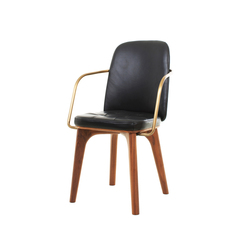 Utility Highback Armchair | Restaurant chairs | Stellar Works