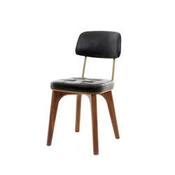 Utility Chair U | Restaurant chairs | Stellar Works