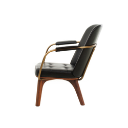 Utility Lounge Chair | Poltrone lounge | Stellar Works
