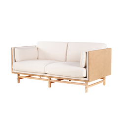 SW Sofa Two Seater | Divani | Stellar Works
