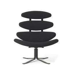 Corona Spectrum EJ 5-S | Lounge chairs | Erik Jørgensen