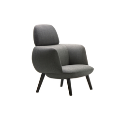 Betty High Armchair | Fauteuils d'attente | Maxdesign