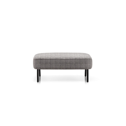 Odeon Hocker | Poufs / Polsterhocker | Wittmann