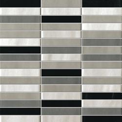 Manhattan Tratti Grigi | Mosaici ceramica | Fap Ceramiche