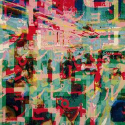 Tokio 10 | Formatteppiche | Jan Kath