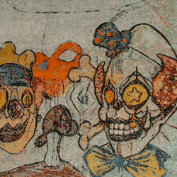 Unknown Artists | Clowns 2 | Rugs | Jan Kath