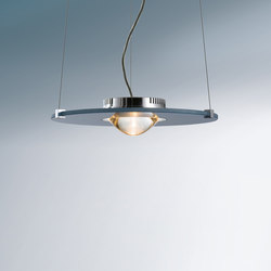 Solo Big 100 LED Blue | Suspended lights | Licht im Raum