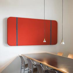 Silento Murale 223 | Cuadros de pared fonoabsorbentes | Ruckstuhl