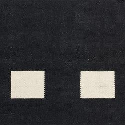 Galatea 2 Black | Formatteppiche / Designerteppiche | Johanna Gullichsen