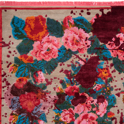 From Russia with love | Janka Splashed | Rugs | Jan Kath
