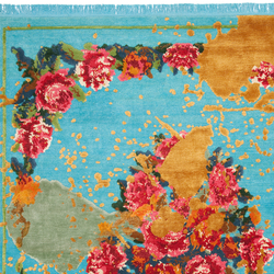 From Russia with love | Sofianka Splashed | Rugs / Designer rugs | Jan Kath