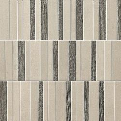 Meltin Tratto Cemento Mosaico | Ceramic mosaics | Fap Ceramiche