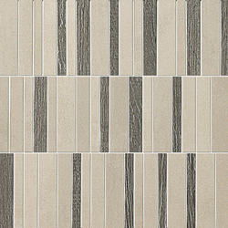 Meltin Tratto Cemento Mosaico | Mosaicos de cerámica | Fap Ceramiche