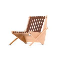 Sessel-Sitzmöbel-Boomerang Chair-Neutra by VS