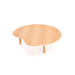 Low Organic Table | Tavolini da salotto | VS