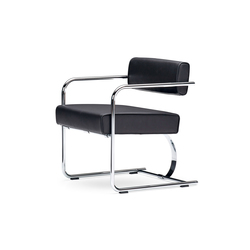 Cantilever Chair Steel | Visitors chairs / Side chairs | Neutra by VS