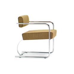 Cantilever Conference Chair Steel | Visitors chairs / Side chairs | Neutra by VS
