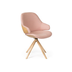 Ciel! Sweet Chair | Visitors chairs / Side chairs | TABISSO
