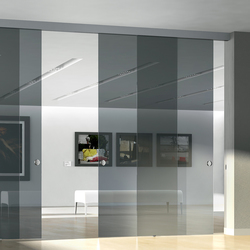 Gamma solution – 2 double panels | Trennwandsysteme | Casali